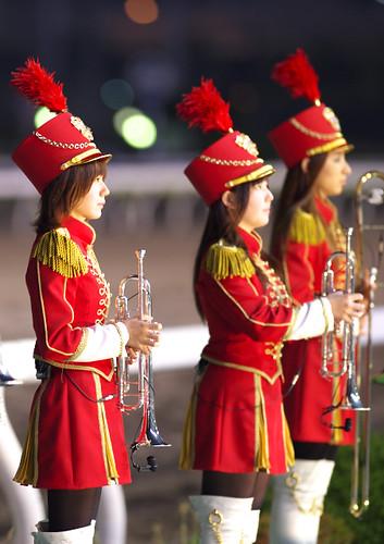 Fanfare Girls