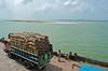 দিবালোক দৃশ্য (Peculiar Sajib) Tags: sky people water ferry truck river island child human maoa maowa