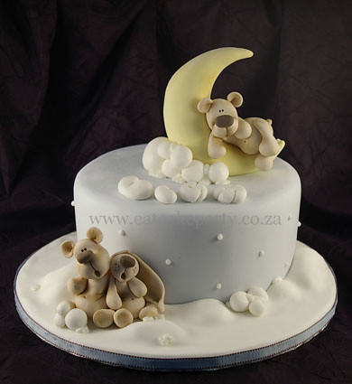 Moon teddies by ♥Dot Klerck....♥