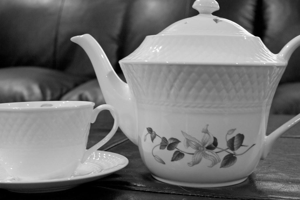 {52} tea time