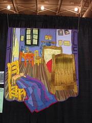 Van Gogh's Quilt by: Ann Horton