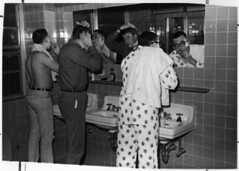 0001-005.2242 (EKU Archives) Tags: shaving dormitory