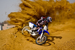 In the Dirt (Derekwin) Tags: korea derek korean motorcycle winchester motorcross derekwin derekwinchester