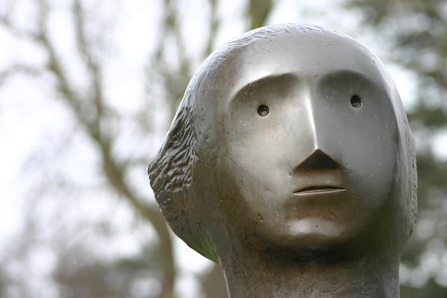 Henry Moore Head