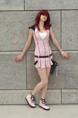 Kairi, Kingdom Hearts (cosplay shooter) Tags: anime comics costume comic cosplay manga leipzig convention cosplayer 2008 rollenspiel buchmesse bookfair kairi kingdomhearts roleplay lbm leipzigerbuchmesse kingdomofhearts 15000z x201207
