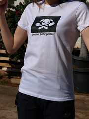 Peanut Butter Pirates Women's Large Side