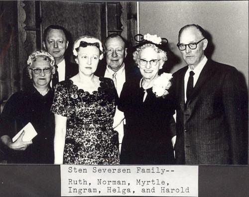 Sten Seversen Family
