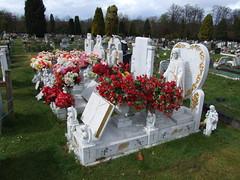 Epsom Downs Cemetery #4