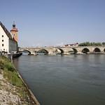 Regensburg: Historic Stone Bridge