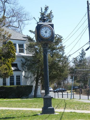 Rudolph Campus Clock