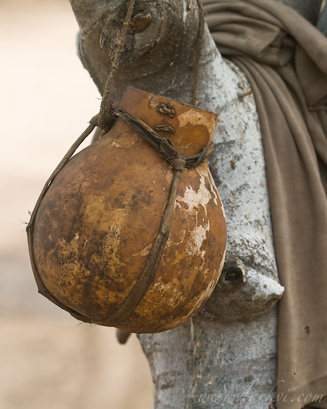 Gourd, Southern Ethiopia, November 2007