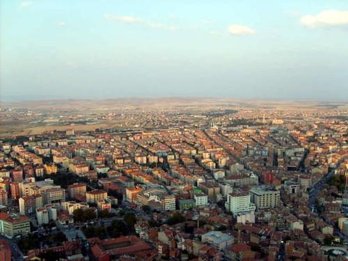 Afyonkarahisar city