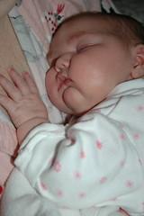 Love (HnyBny1969 (Regina)) Tags: baby love snuggle infant lily sweet fingers daughter adorable tender chubbycheeks sellersfamily photofaceoffwinner pfogold