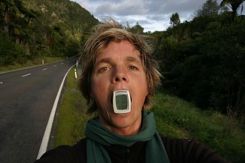 31.000 km. Rotorua, New Zealand.