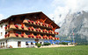 Our hotel, Hotel Bodmi in Grindelwald, Switzerland