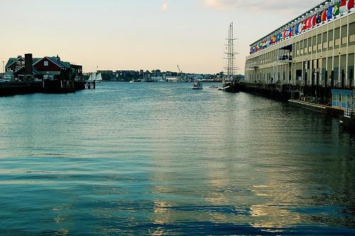 Scenic Boston