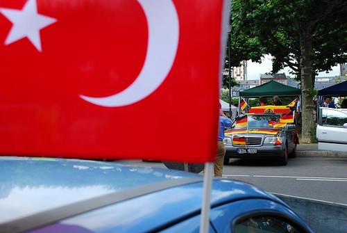 duell, deutschland türkei halbfinale euro2008