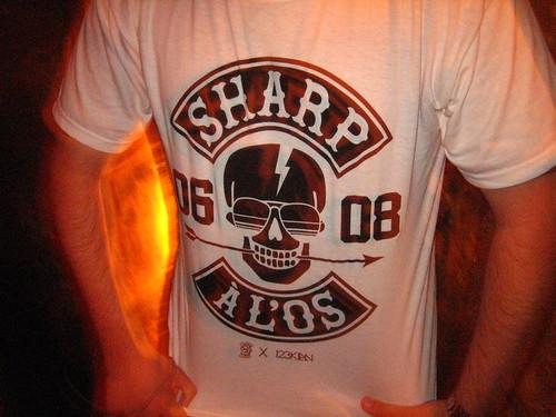une soirée au dernier Sharp à l'os