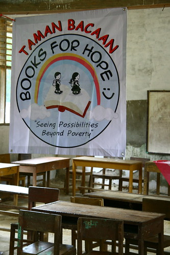 Books for Hope Corner