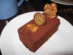 Petrossian: Gianduja decadence (another view)