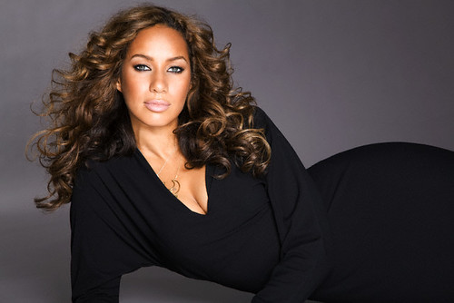 leona lewis photo shoots
