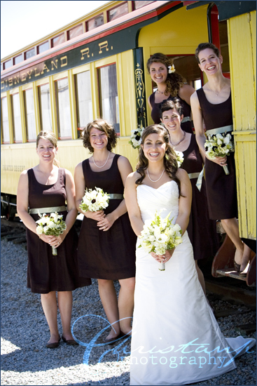 ChristanP Photography - Luders Wedding Party