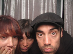 nylon photo booth friends