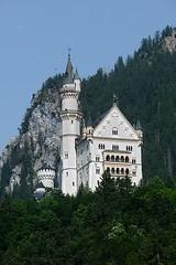 Castelo Neuschwanstein 1 / Neuschwanstein Castle 1