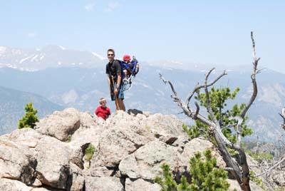 lily mountain summit