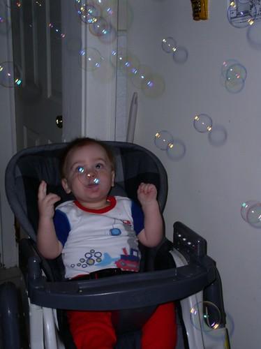 Wow - bubbles inside!