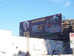 Clear Channel Billboard cleaned up!
