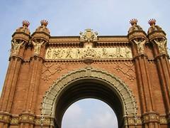 Arc de Triomf de Barcelona, 1888 (Victory Arch of Barcelona, 1988)