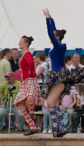 Highland dancing (2)