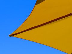 Lachingers Terrasse (lg Fotografi) Tags: obersterreich upperaustria sonnenschirm schrding lachinger