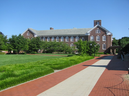 University of Delaware Campus - Hullihen by mathplourde, on Flickr