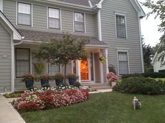 my parents' front yard (alist) Tags: alist robison alicerobison 66214 ajrobison