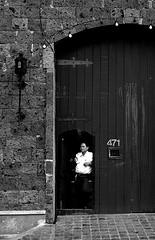 the gatekeeper (jobarracuda) Tags: gate philippines guard manila intramuros fz50 oldgate panasoniclumixdmcfz50 aplusphoto jobarracuda