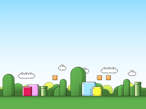 super mario wallpapers. Super Mario Wallpaper
