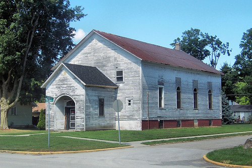Fuller Baptist Church building