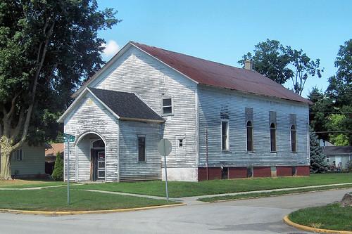 Fuller Baptist Church building