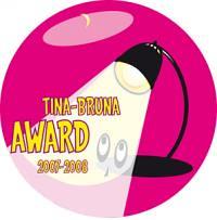 Breng jij je stem uit voor de Tina Bruna Award?