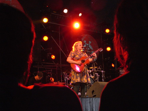 Ane Brun @ Lowlands 2008