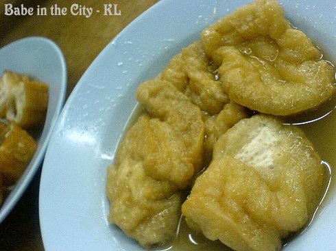 FTS - tofu puffs -f