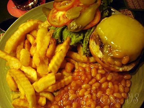 vespa burger