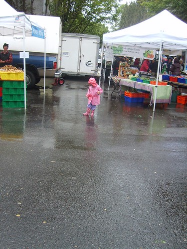 Kids and Puddles