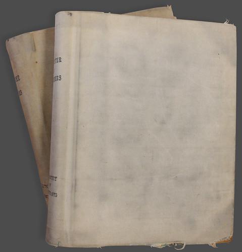 Membership register. 1909 - 1990