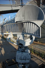 USS Salem park: radar unit (Chris Devers) Tags: ocean bridge sea water museum architecture river ma quincy boat ship unitedstates massachusetts navy vessel maritime vehicle drawbridge salem nautical naval 2008 usnavy weymouth cruiser uss radar warship coldwar liftbridge shipbuilding quincyma foreriver usssalem heavycruiser foreriverbridge ca139 cameranikond50 forerivershipyard weymouthma exif:flash=flashdidnotfire exif:exposure=0001sec11250 exif:iso_speed=200 exif:focal_length=18mm exif:aperture=f35 unitedstatesnavalshipbuildingmuseum exif:exposure_bias=06ev camera:make=nikoncorporation camera:model=nikond50 meta:exif=1257954897 exif:orientation=horizontalnormal exif:filename=dscjpg meta:exif=1350405604