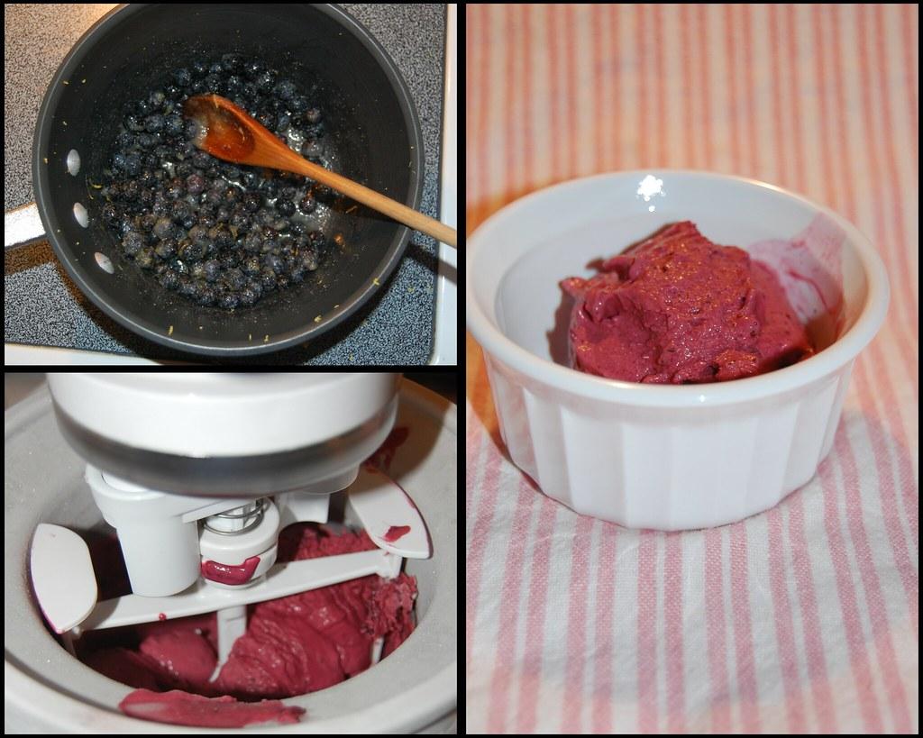 blueberry sour cream ice cream