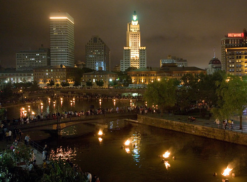 WaterFire, Providence