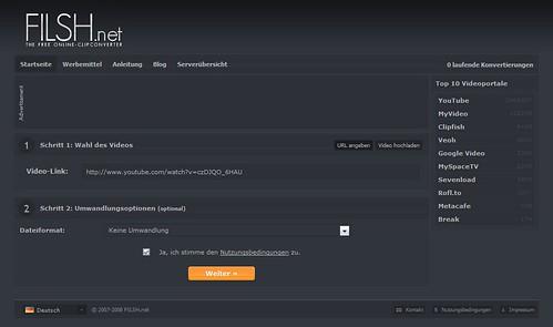 filsh net en espanol descargar gratis